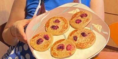 Desayuno Dulce y Saludable